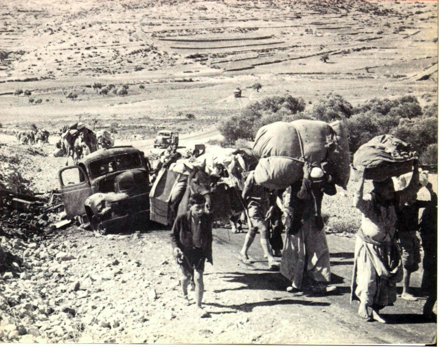 Refugiados Palestinos 1948